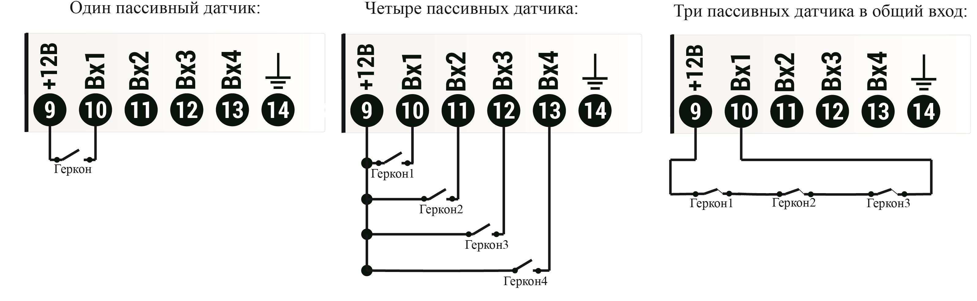 датчик движения астра 5 инструкция